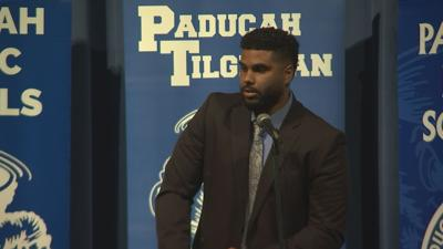 Paducah Tilghman names Thompson new football coach