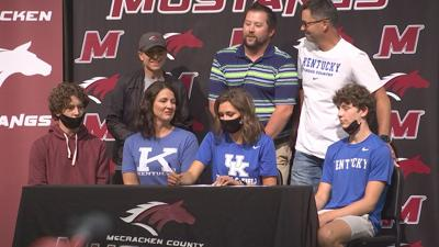 McCracken County hosts National Signing Day ceremony