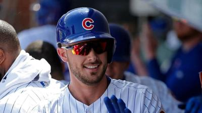 Cubs trade Bryant to Giants