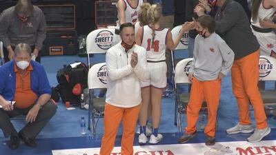 Record-setting Lady Marshals roll into state finals