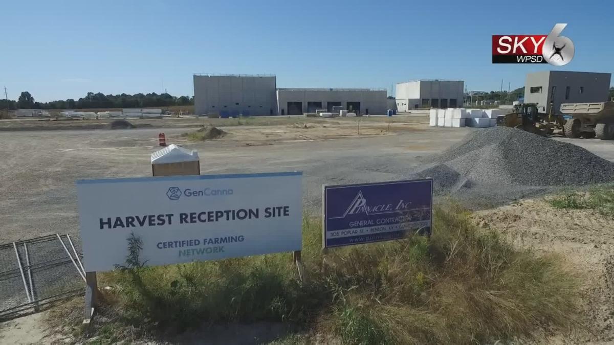 GenCanna Plant Mayfield