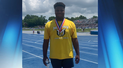 Lawrence, Smith bring home state titles in 1A Track & Field meet