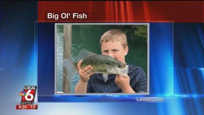 7/20 Big Ol' Fish
