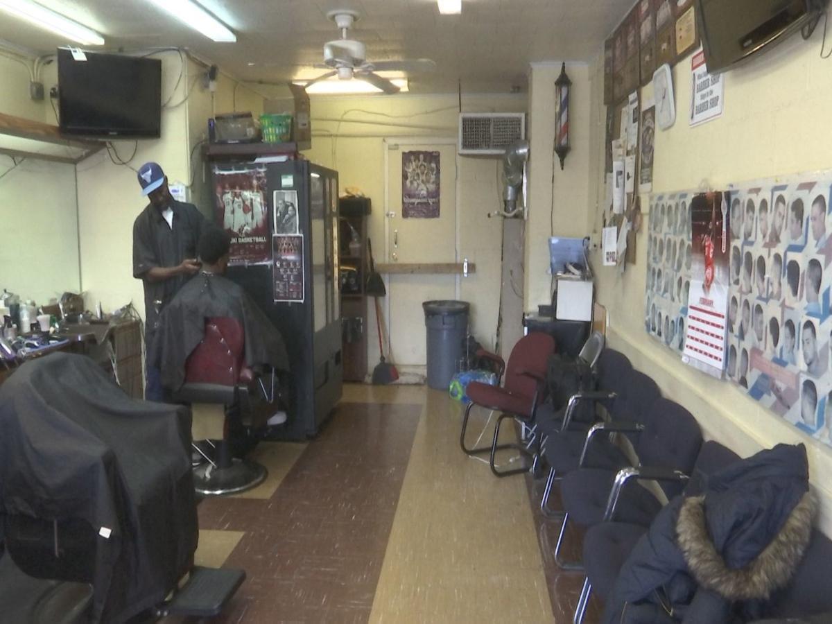 Arette's barbershop