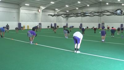 Union City adjusting to 'new normal' as they return to team workouts