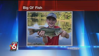 7/16 Big Ol' Fish