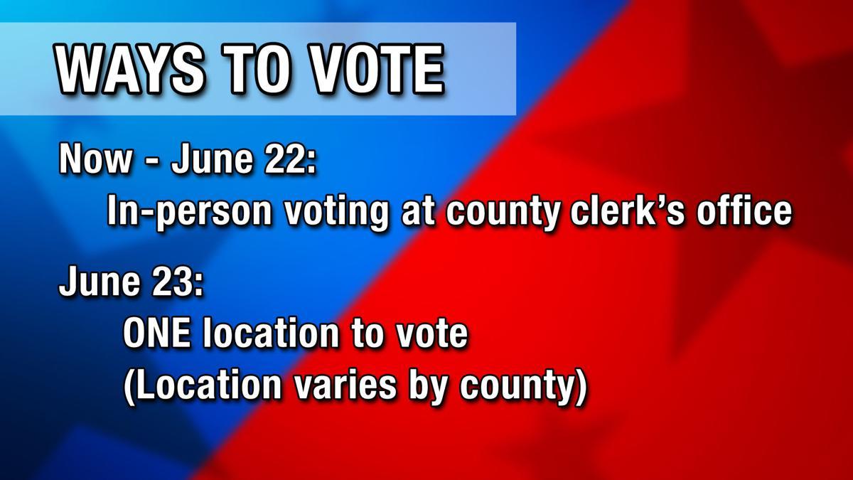 Ways to Vote - New