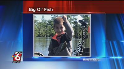 7/15 Big Ol' Fish