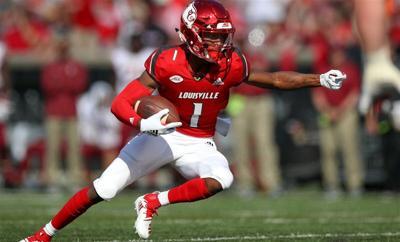 LA Rams add speed with diminutive Louisville WR Tutu Atwell