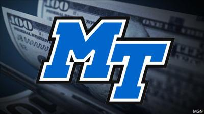 Middle Tennessee State University money