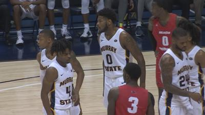 Murray State's Robinson makes early impact with Racers