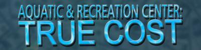 Aquatic Center banner