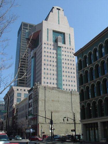 Humana Building public domain