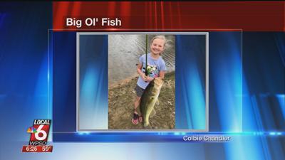 5/6 Big Ol' Fish