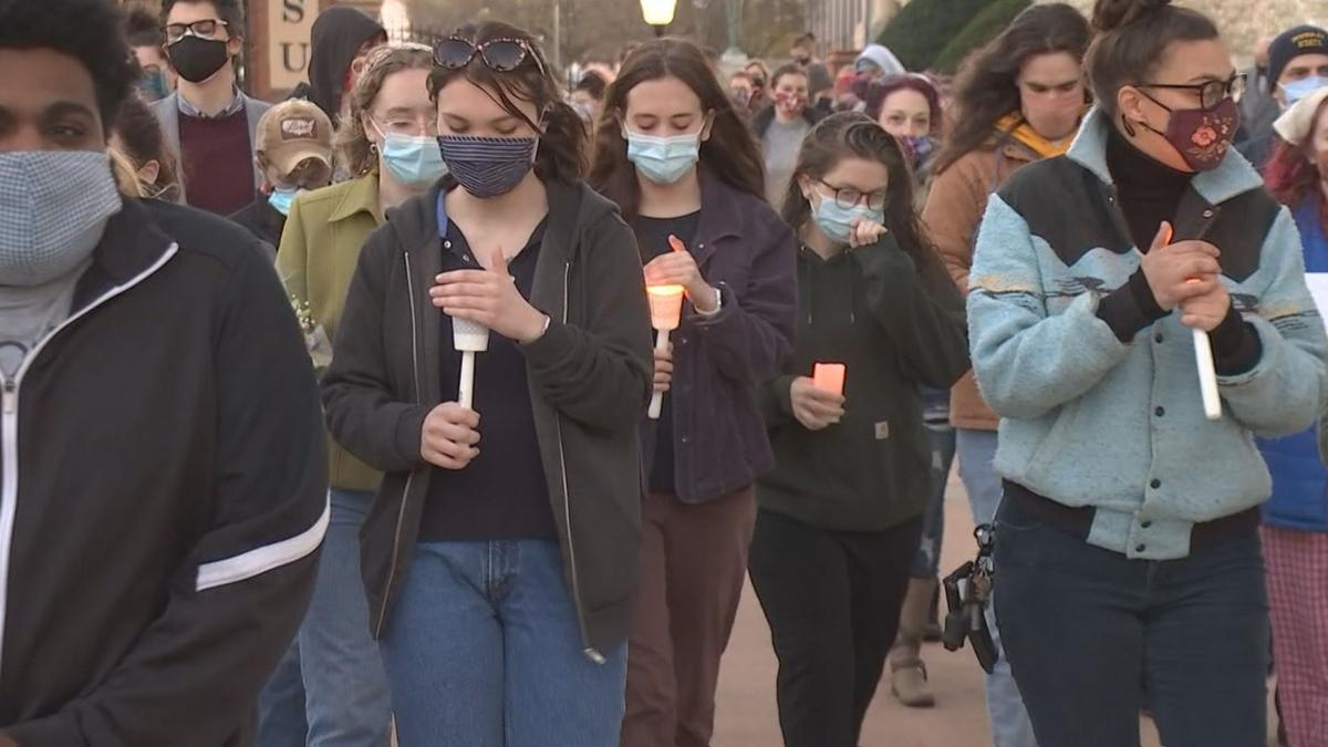 MURRAY STATE VIOLENCE AGAINST WOMEN MARCH