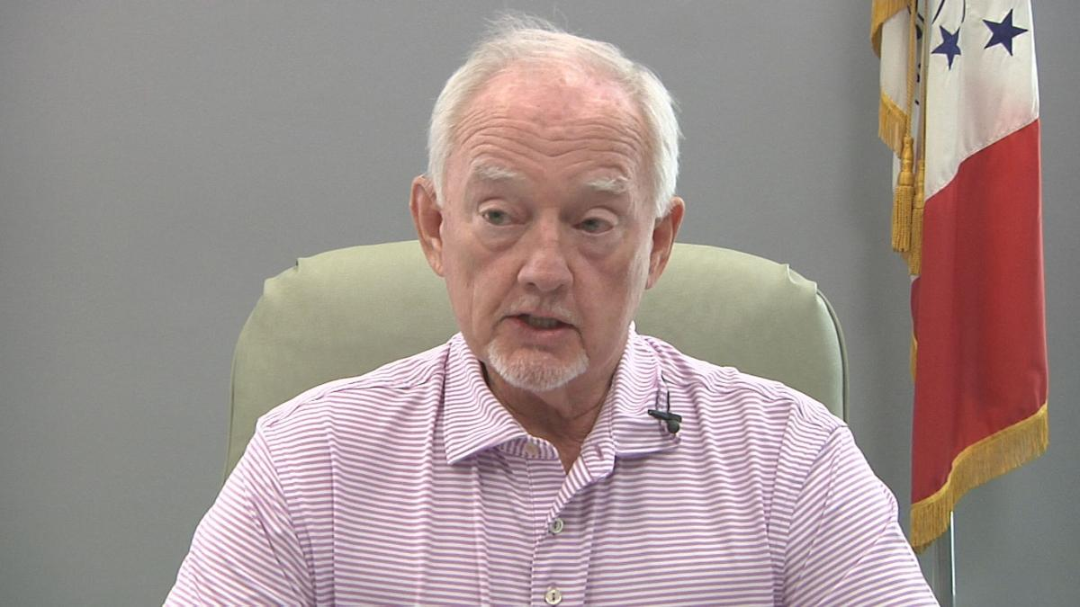 Mayor George Bray