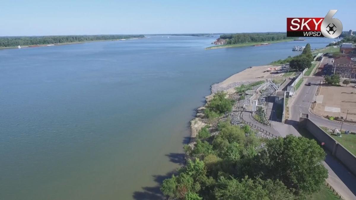 Paducah Riverfront Sky 6