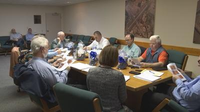 Barkley board meeting
