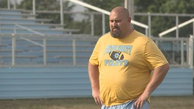 Fulton County's Bridges thankful to be back on the field