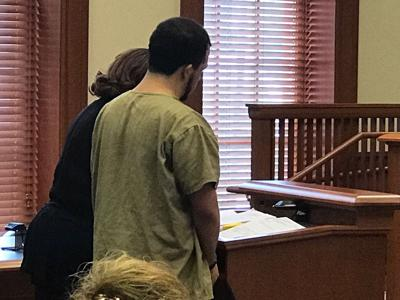 Man accused of killing 15-year-old Peyton Hurt appears for