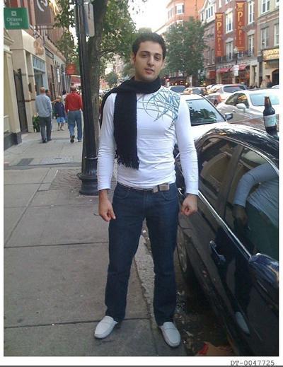 Tamerlan Tsarnaev - Boston Marathon Bombing