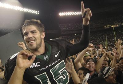 Famed Hawaii quarterback Colt Brennan dead at age 37