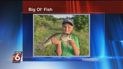 7/17 Big Ol' Fish