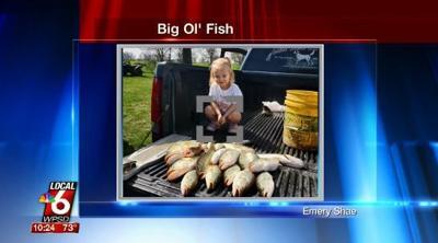 5/23 Big Ol' Fish
