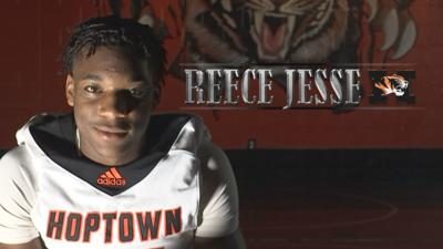 Top 10 Players of Gridiron Glory: #7 Reece Jesse