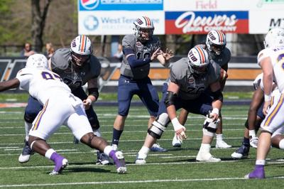 Bachus throws for 3 TDs, UT Martin beat Tennessee Tech 40-7