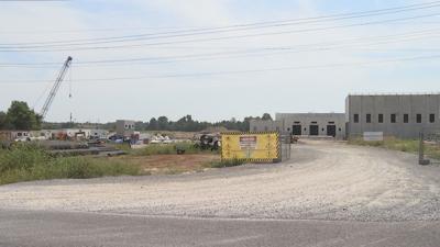 GenCanna Mayfield facility