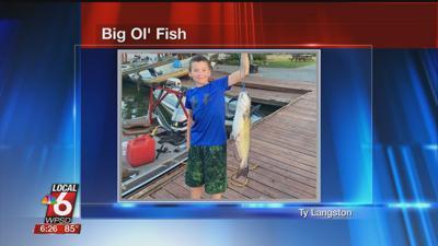 8/24 Big Ol' Fish