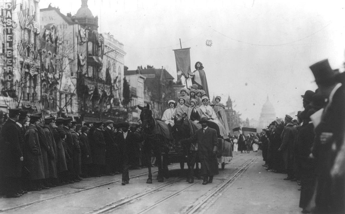 Women's Suffrage1