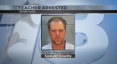 Teacher Arrested