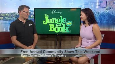jungle book interview