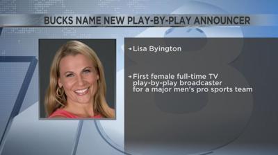 LISA BYINGTON ANNOUNCEMENT