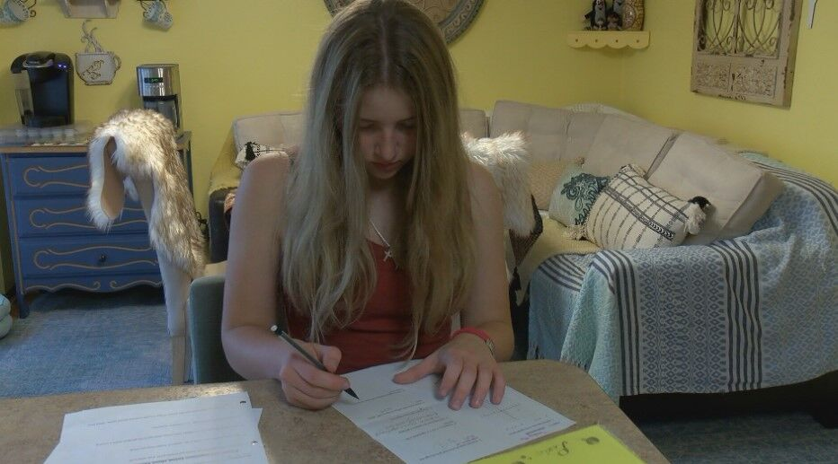Quarantine Controversy: ECASD student fights order