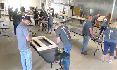 Xcel day of service