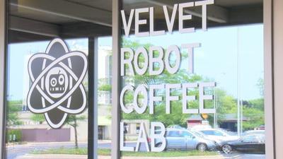 Velvet robot new location