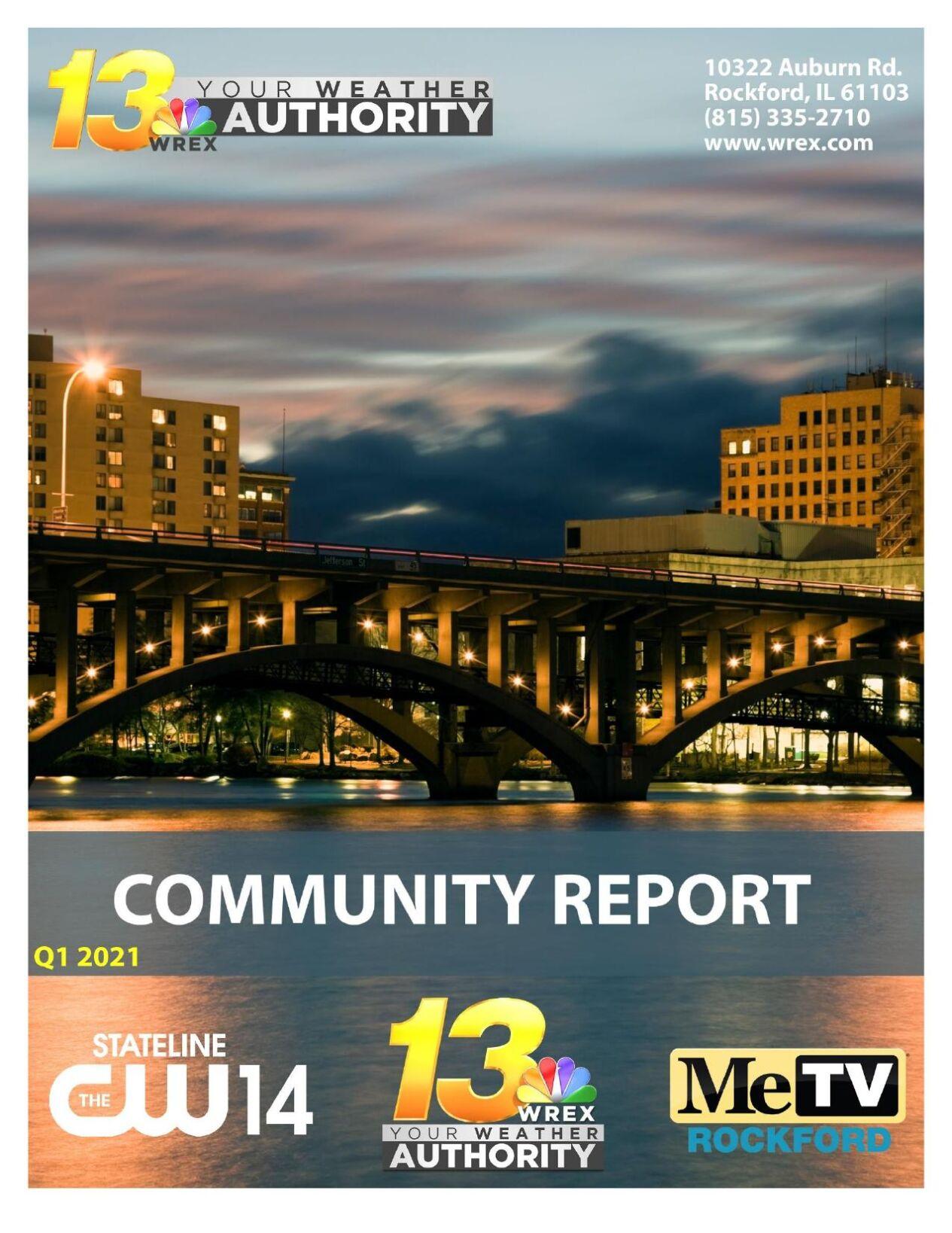 13 WREX Community Service Report (Q1)