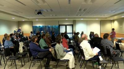 Residents gather to discuss next steps for Bell Bowl Prairie