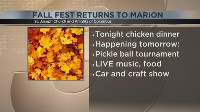 marion fall fest