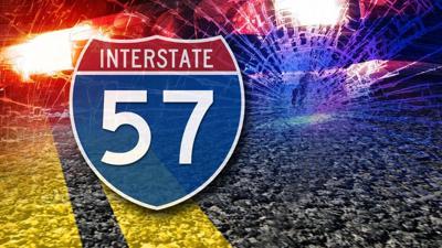 Interstate 57 crash