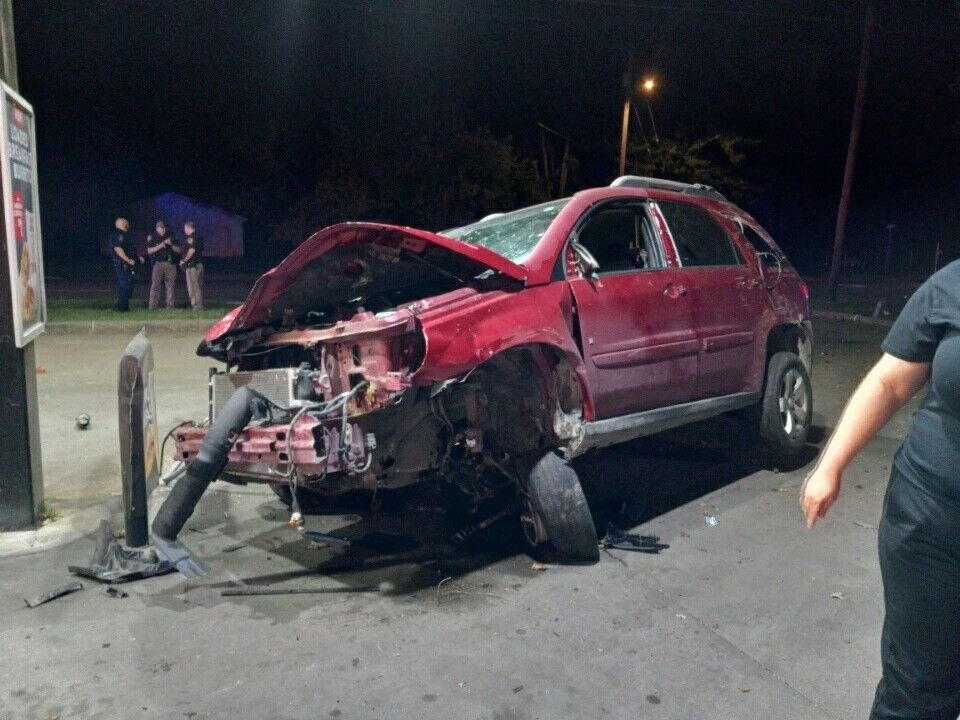 Herrin Casey's crash