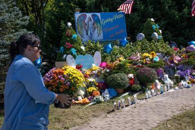 Gabby Petito's cause of death was strangulation, coroner says
