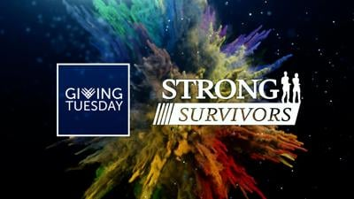 giving tuesday strong survivors