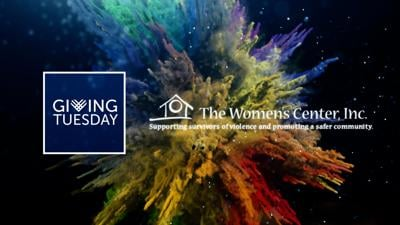 Giving Tuesday: The Women's Center