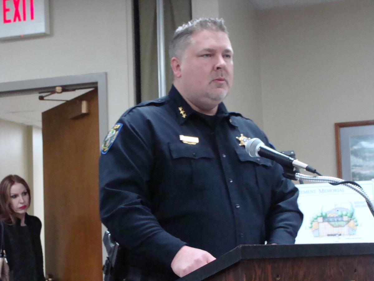 Illinois kendall county oswego - Oswego Police Chief Jeff Burgner