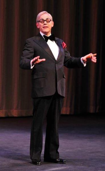 Duff Hudson as George Burns