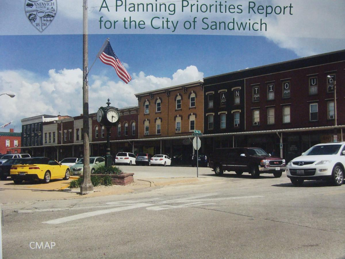 CMAP Planning Priorities Report Cover